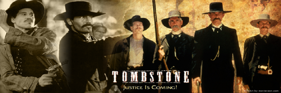 Tombstone Movie Wyatt Earp Doc Holiday