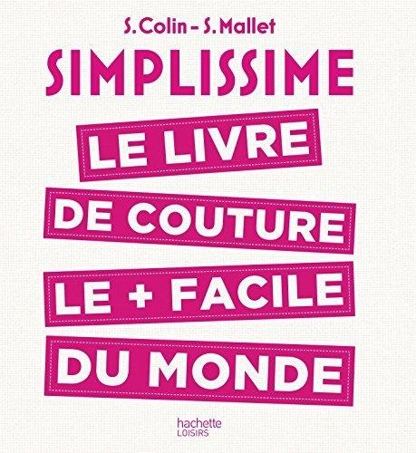 Fabulous Télécharger Simplissime Le Livre De Couture Le Plus Facile Du  MM66
