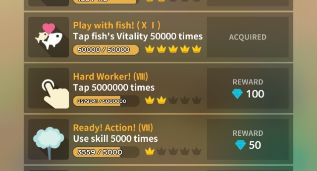 Abyssrium tap tap fish hidden fish gameplay guide new for Tap tap fish abyssrium cheats