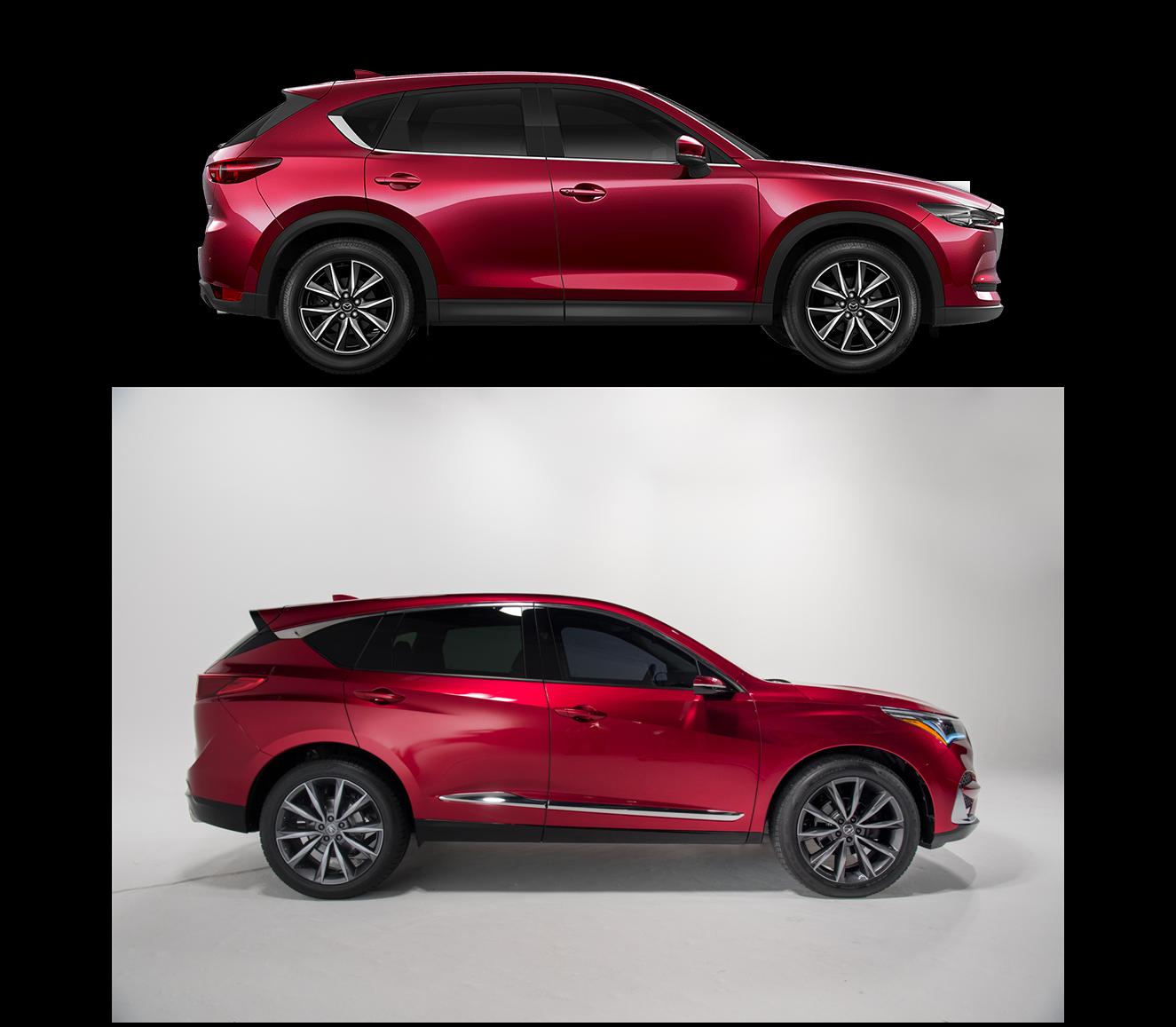 Overhauled 2019 Acura RDX Crossover Debuts » AutoGuide.com