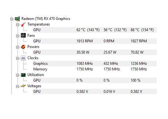 Radeon RX 470 vs GeForce GTX 1060