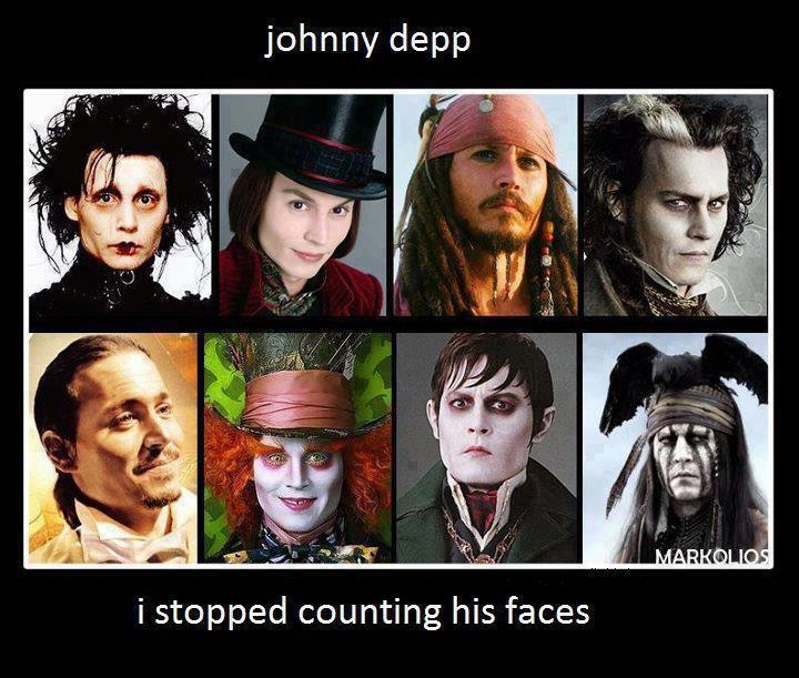 Which Johnny Depp Character Are You Pop Quiz Disqus