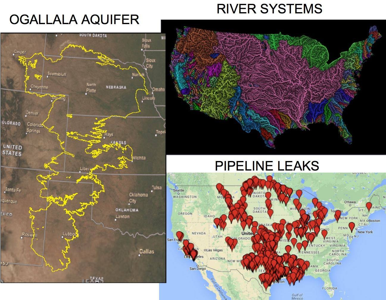 Treaty Cultural And Environmental Laws NoDAPL Archive - Us pipeline map meme
