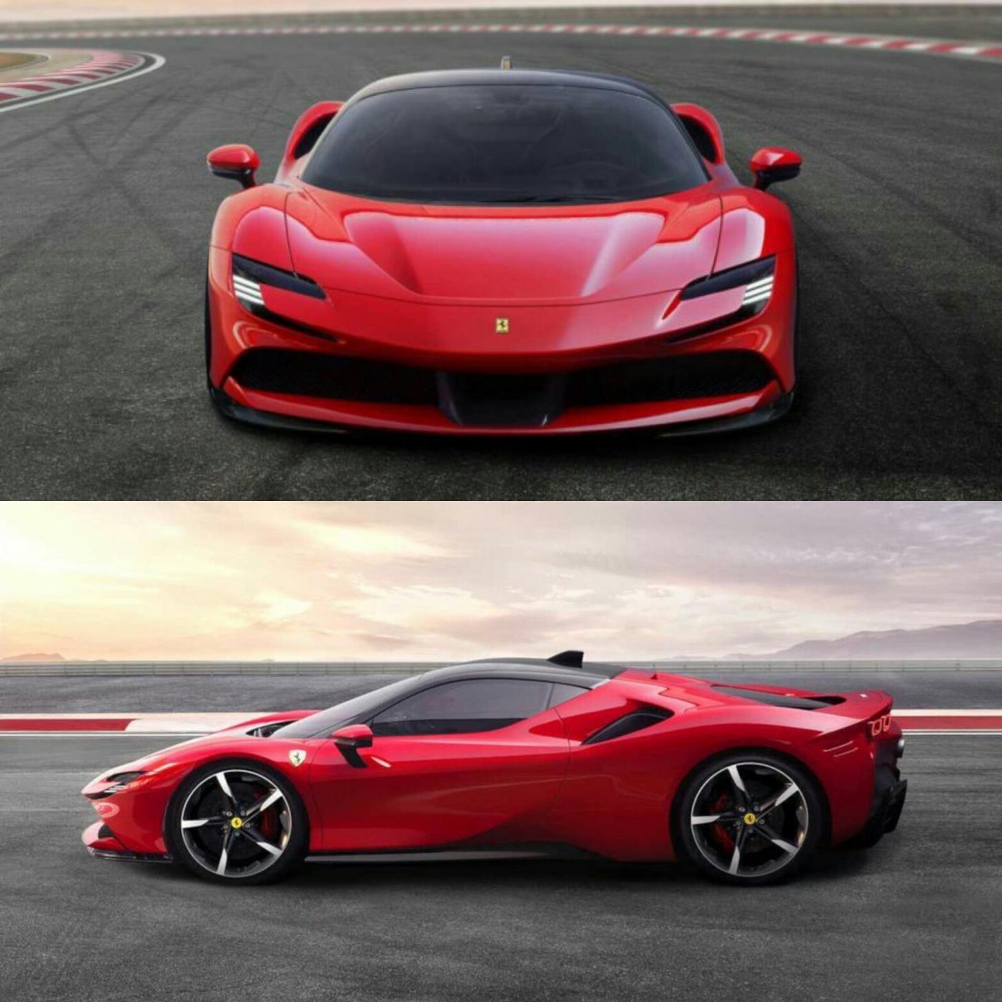 Newest Ferrari