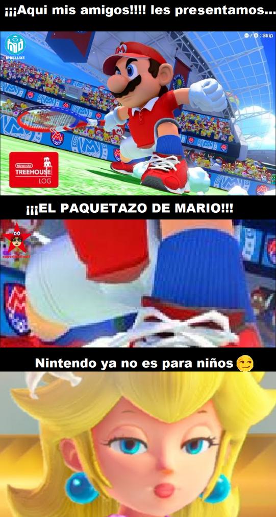 Nintendo ya no es para Niños