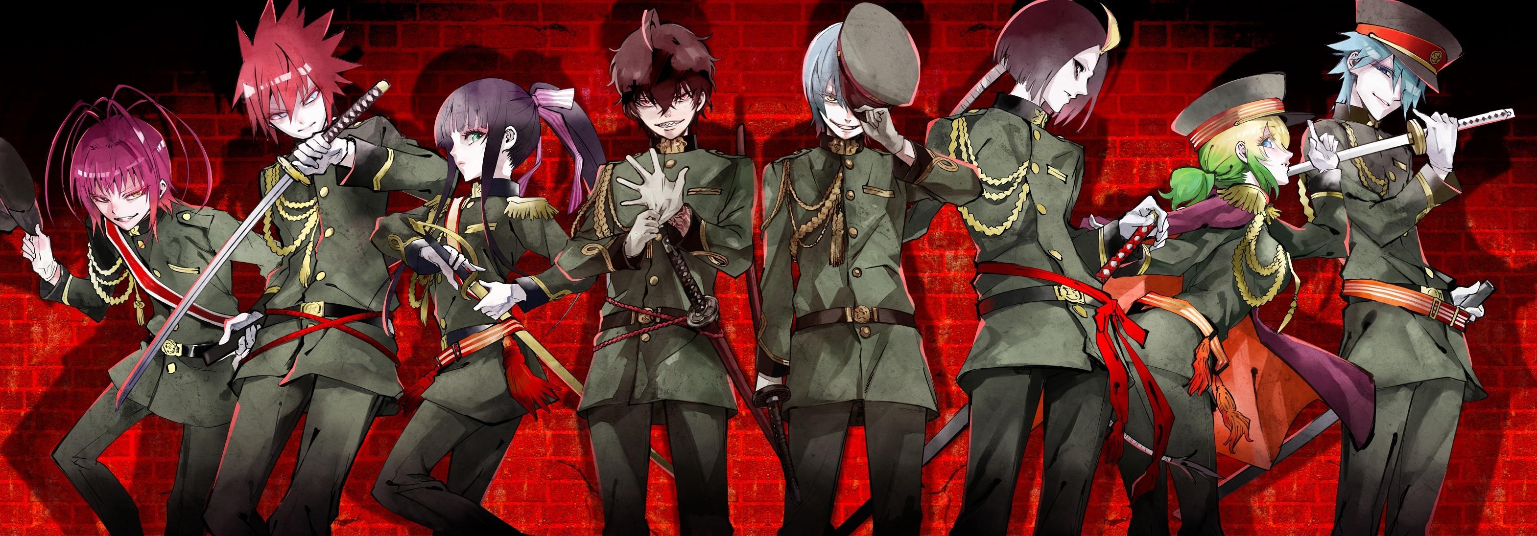 Anime Military Uniforms Is Love Life Disqus