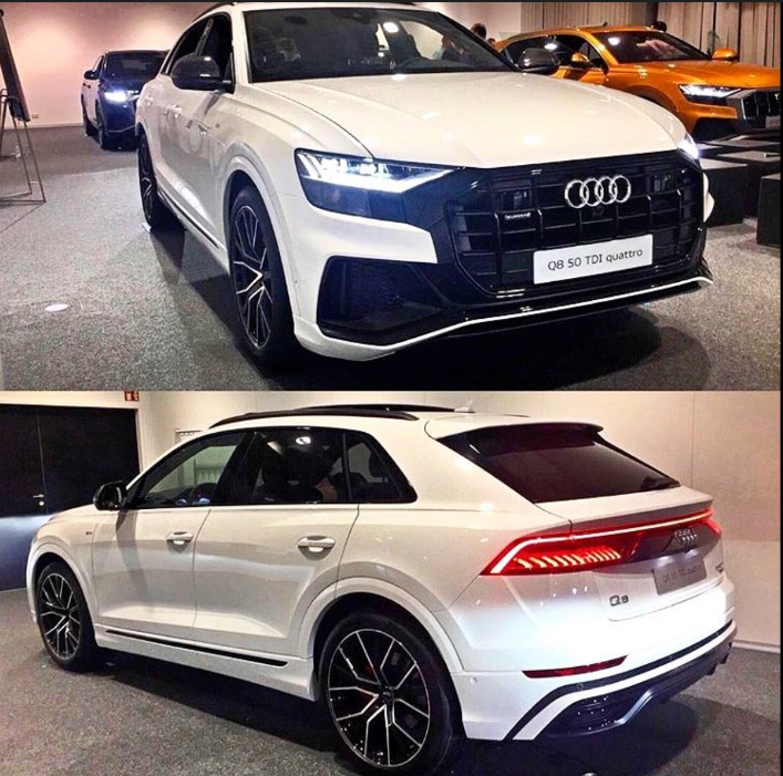 Audi's Upcoming RS Q8 Already Exists In Our Imaginations