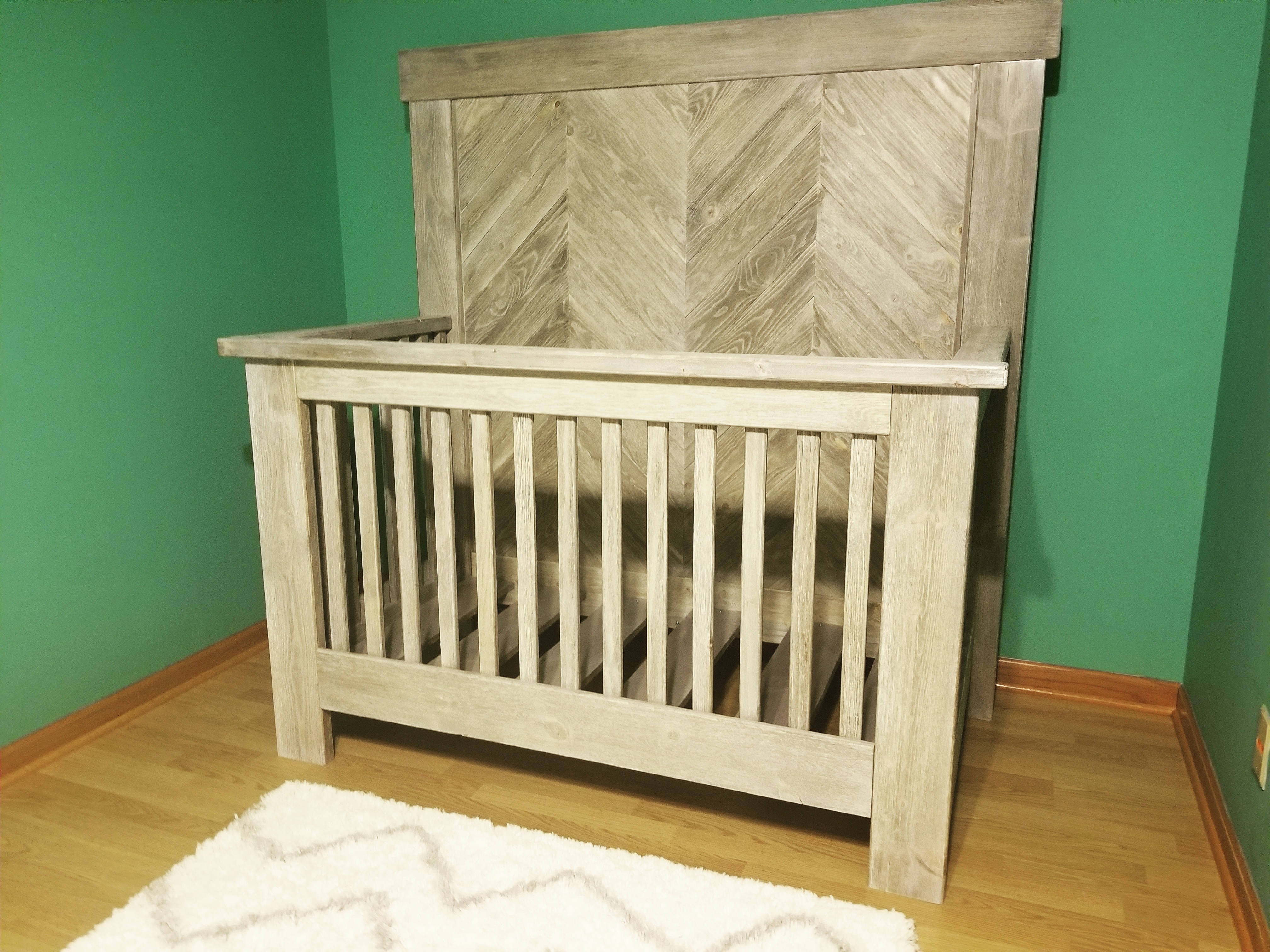 in cribs idaho ideas home furniture rustic girl crib nursery wood west right baby
