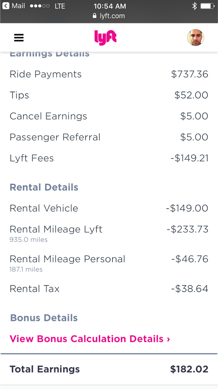 Is Lyft S Express Drive Rental Car Program A Good Deal