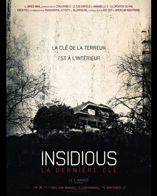 insidious the last key full movie
