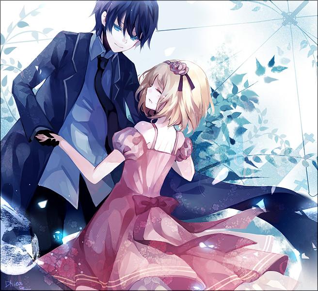 Cute Anime Manga Couples Fanart Is Love Life