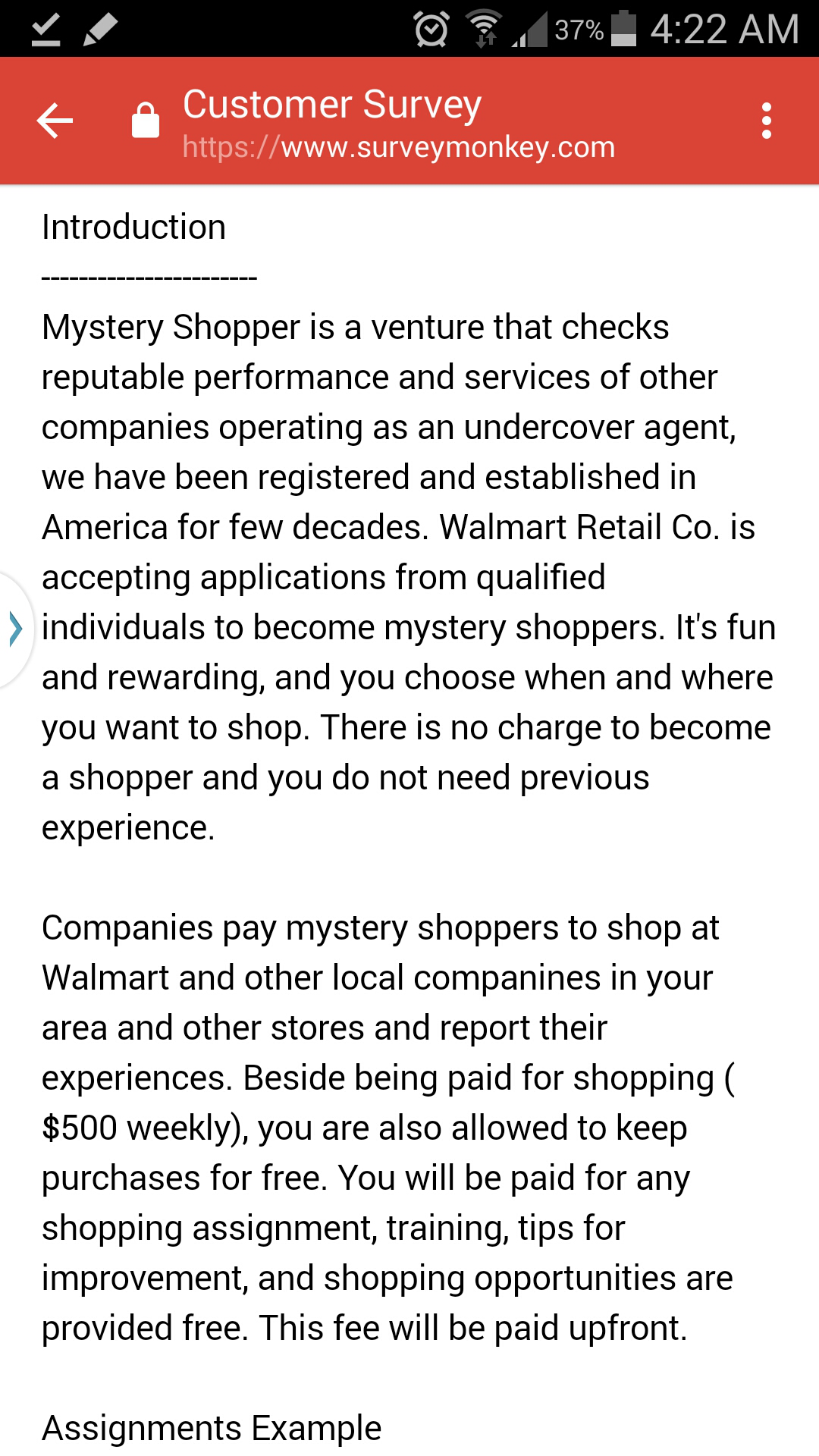 scam secret shopper mystery shopper and detective autos post
