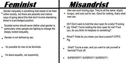 Single Life: Misandry and Feminism · Love Stinks · Disqus