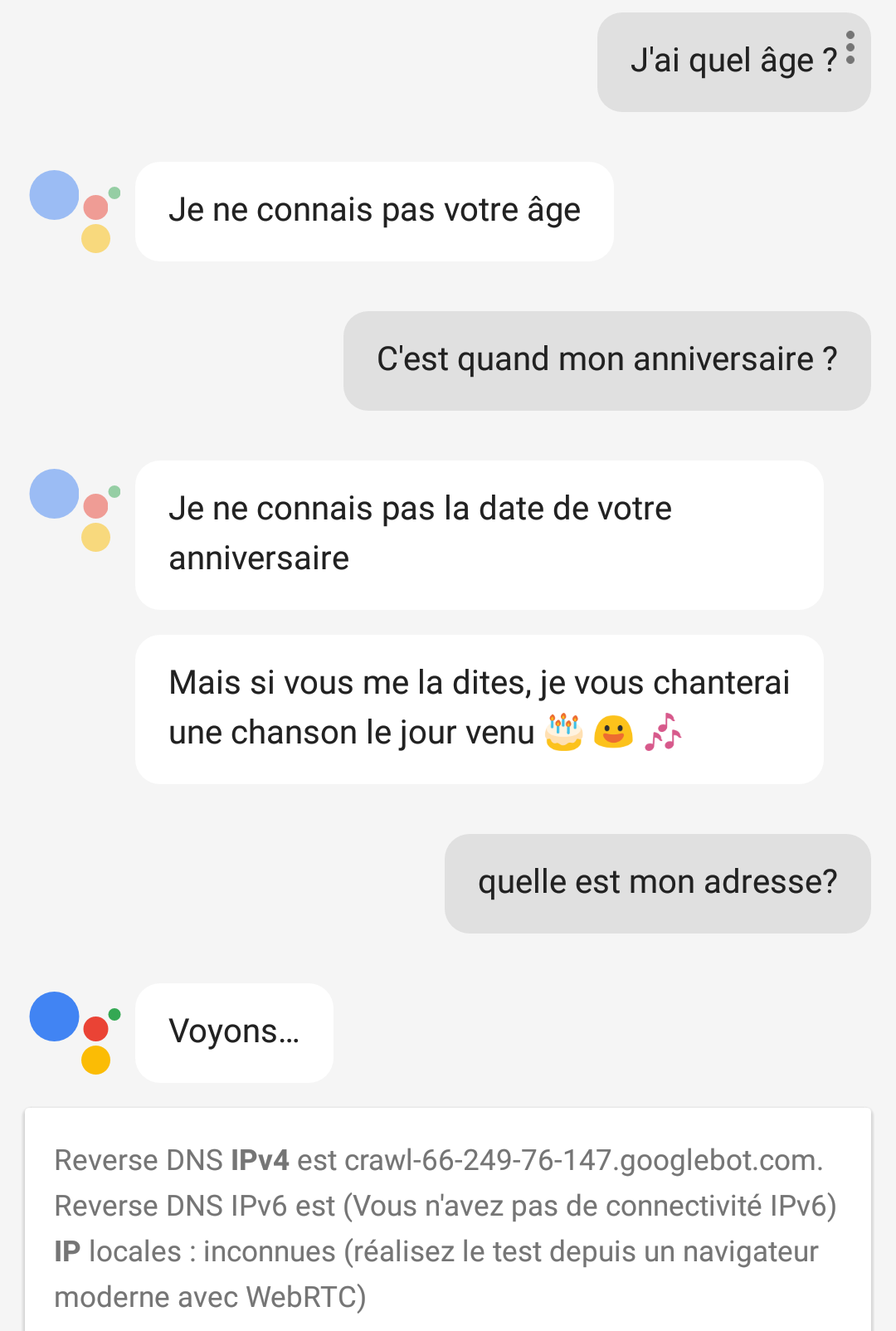 Meilleures Vos Frandroid Google Interactions Avec Assistant fyIYb7g6v