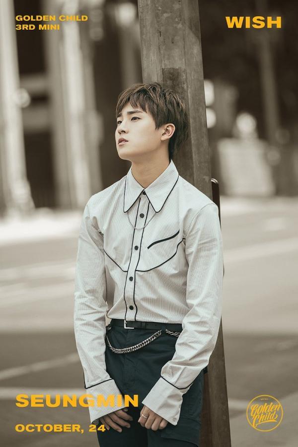 Seungmin Golden Child