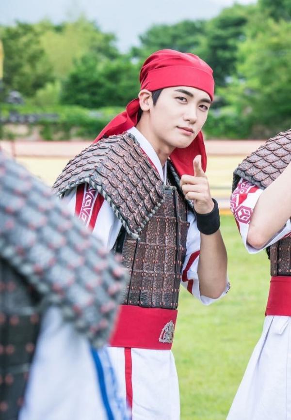 Hwarang Park Hyung Sik Overshadows Park Seo Joon Movies