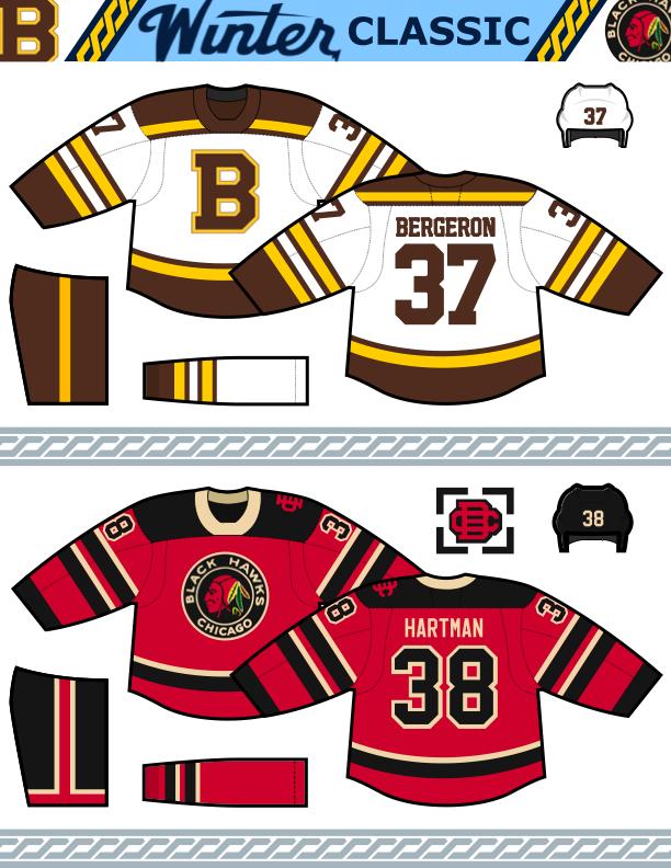 2019 Bridgestone NHL Winter Classic - Concepts - Chris Creamer s ... db362f2c9