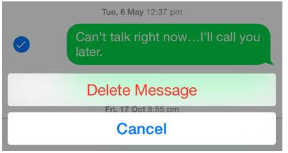 4 Tricks to Delete/Clear/Recover iPhone Message easily - Image 1