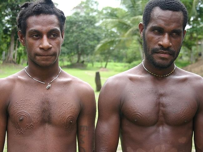Tribe in papua new guinea homosexual