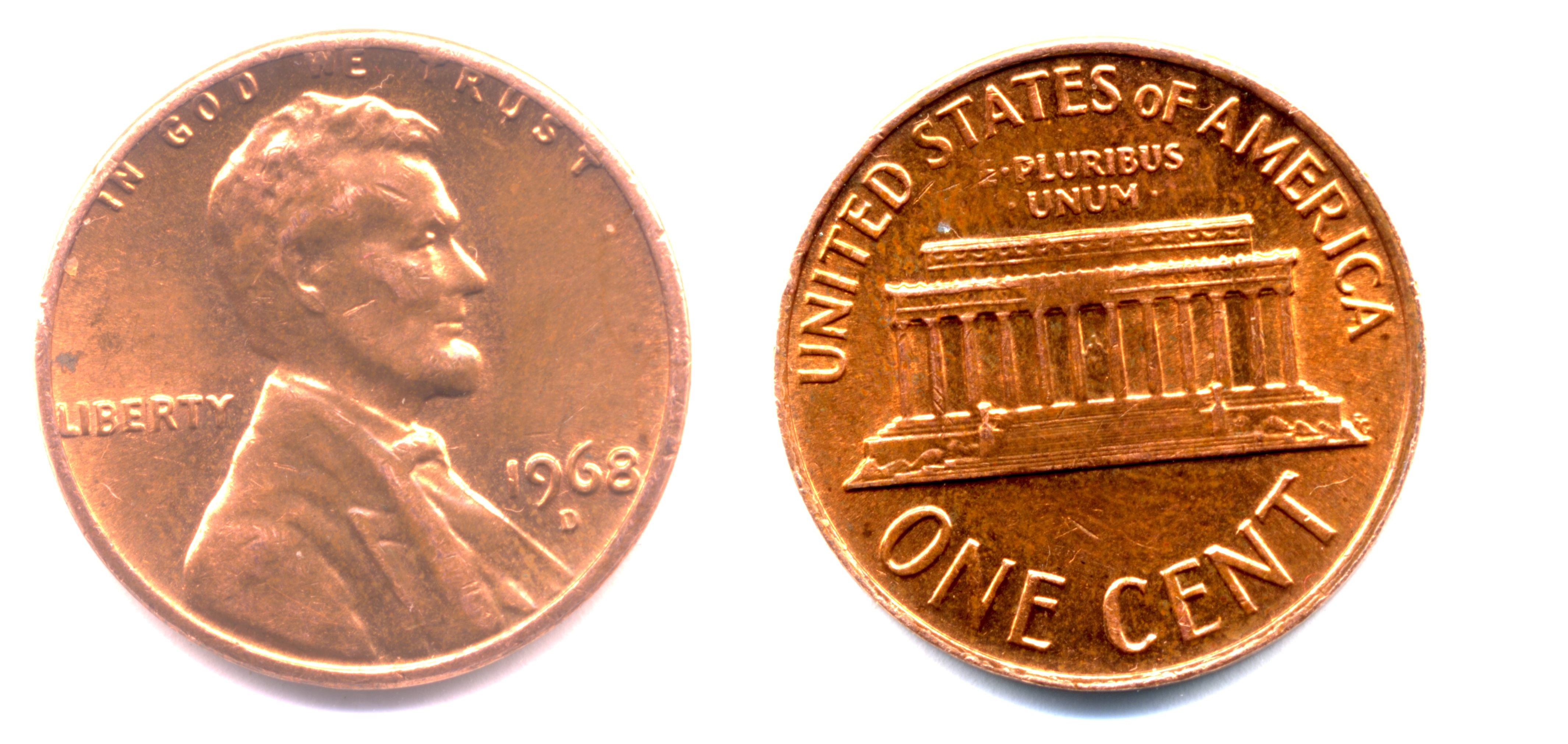 Penny Coin Front And Back Www Imgkid Com The Image Kid