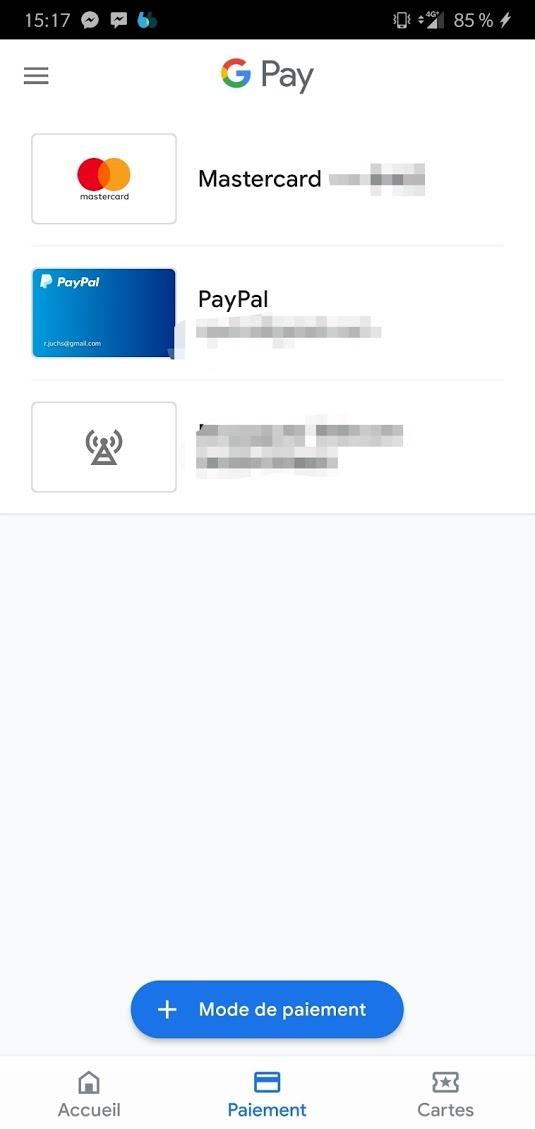 Google Pay Est Disponible En France Tout Ce Qu Il Faut Savoir Sur