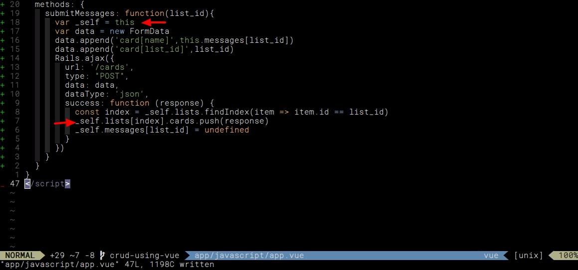 Rails & Vue js Trello Clone - Part 2 (Example) | GoRails