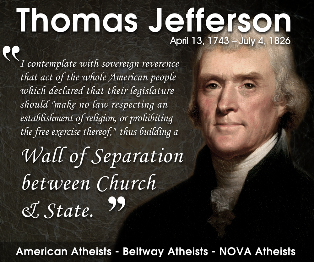 the separation of church and state (usa) · religion · disqus