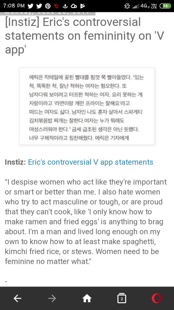 Lee Minwoo hayran buluşmasında yanlış bir şey yapmadığını söyledi