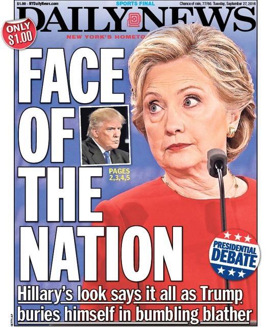ABC: Did Hillary Have 'seizure' During Debate?