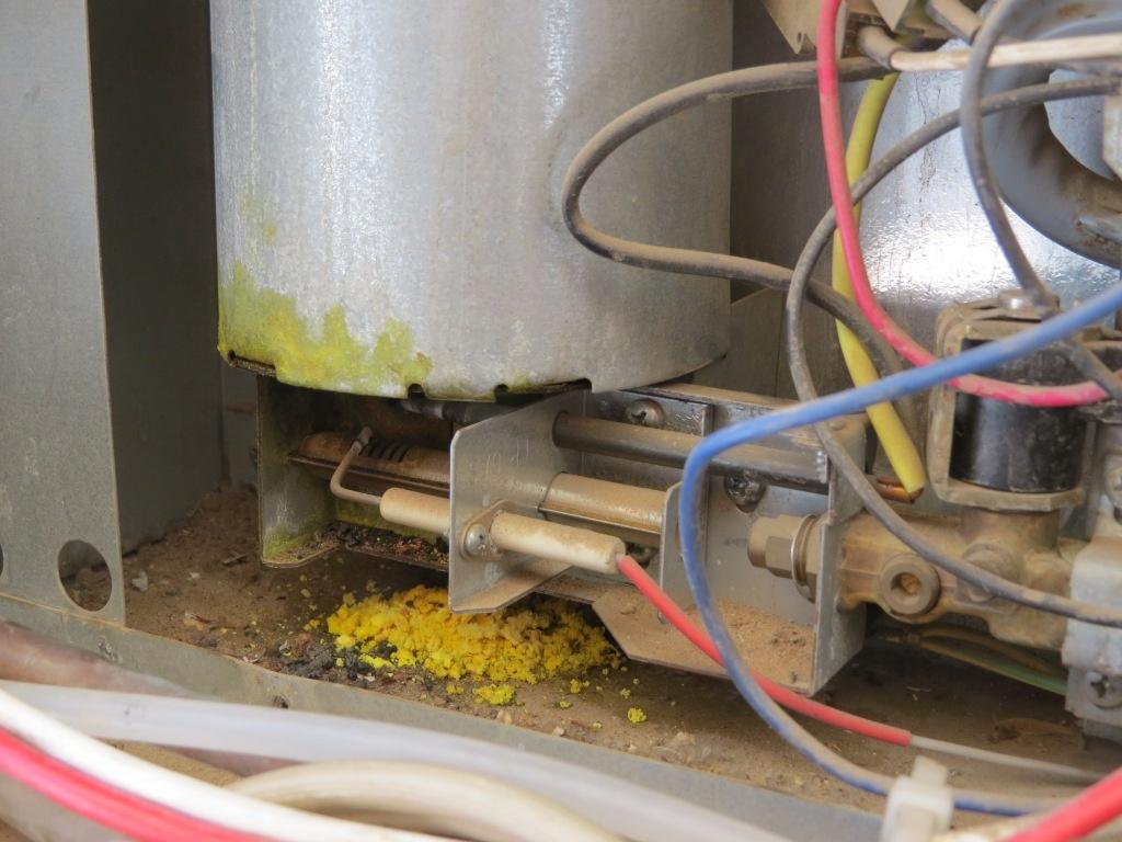 Rv Net Open Roads Forum Tech Issues Refir Ammonia Leak