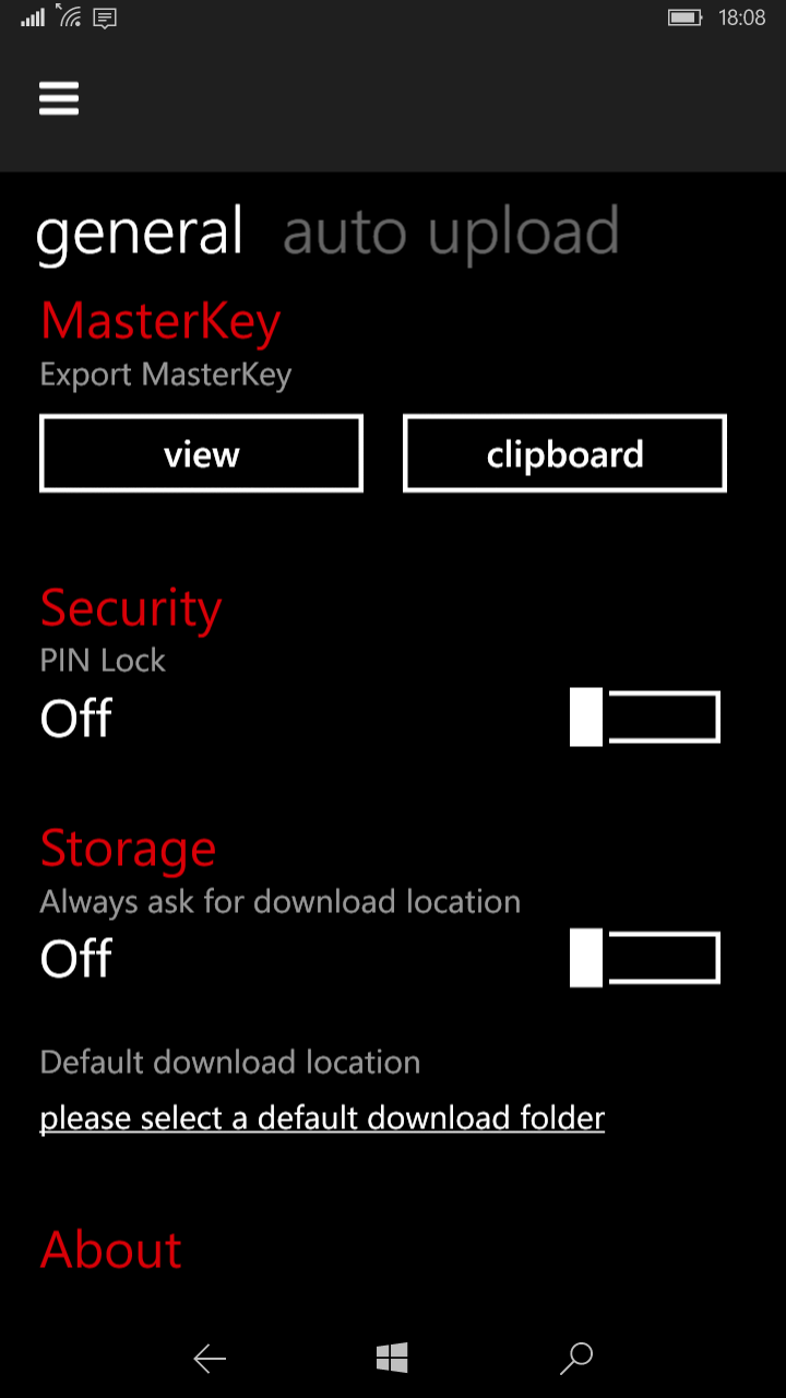 Mega servizio cloud 25 giga Windows Lover
