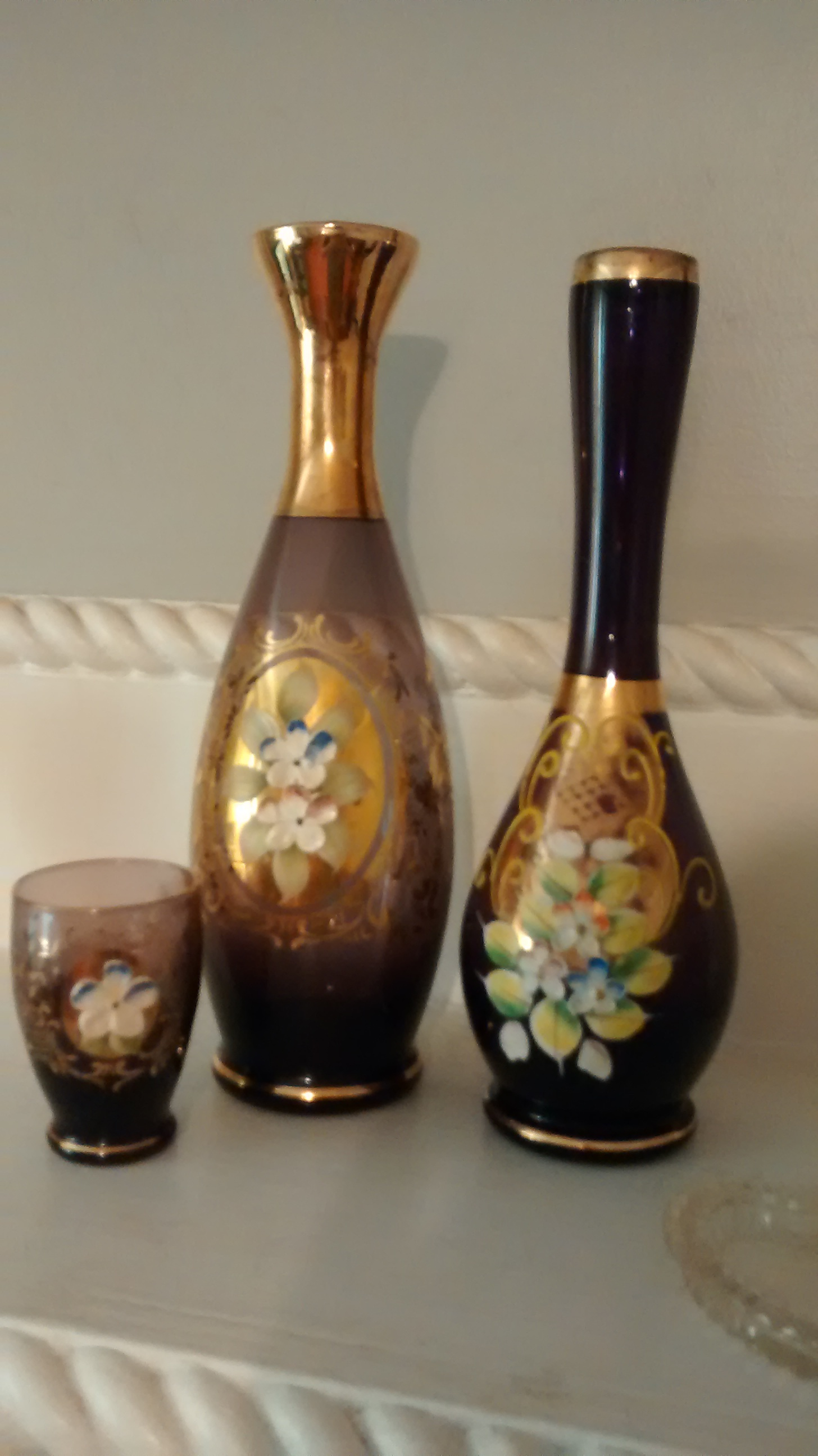 Antique Glass Markings | LoveToKnow