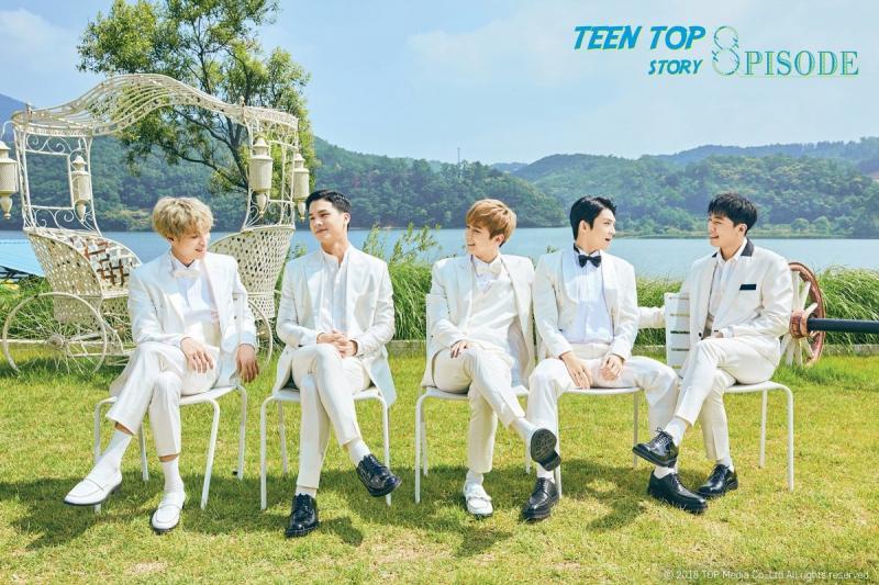 Teen Top 2018