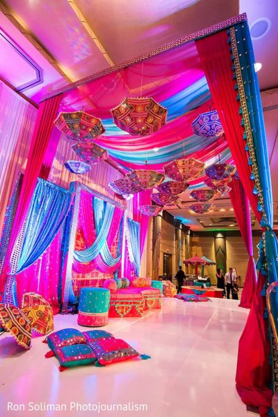 12 Mandap #Decorating Ideas For Your Big Day – #Craftwed - Best ...