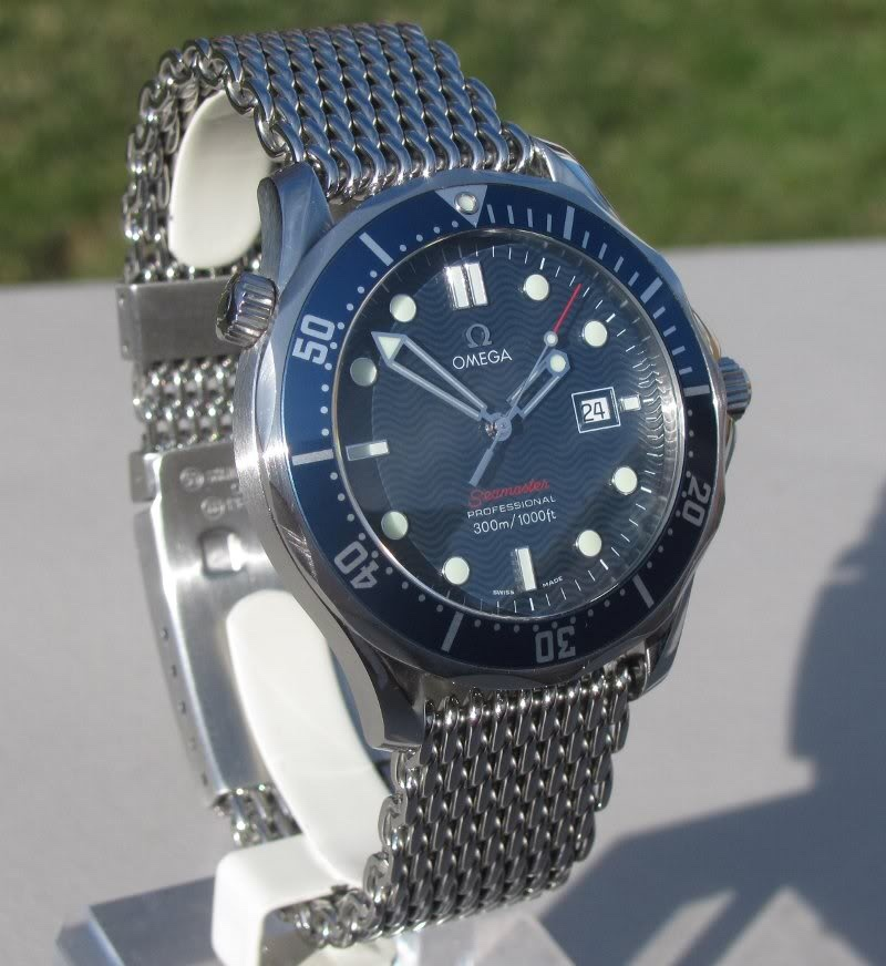 Omega Seamaster Planet Ocean GMT Deep Black Watch Review ...