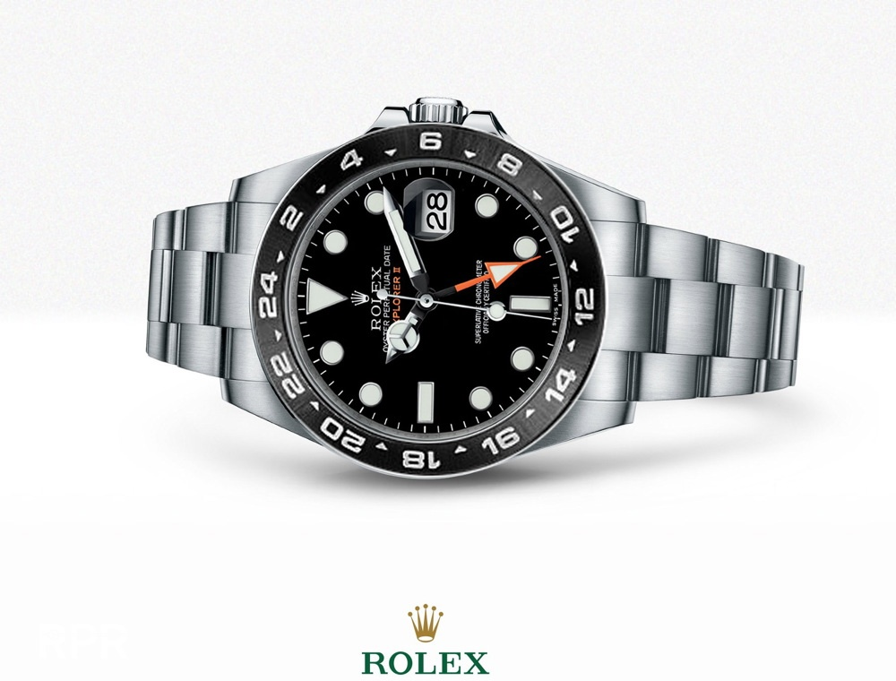 Which Rolex To Buy? The Submariner Vs. Explorer II Watch ...