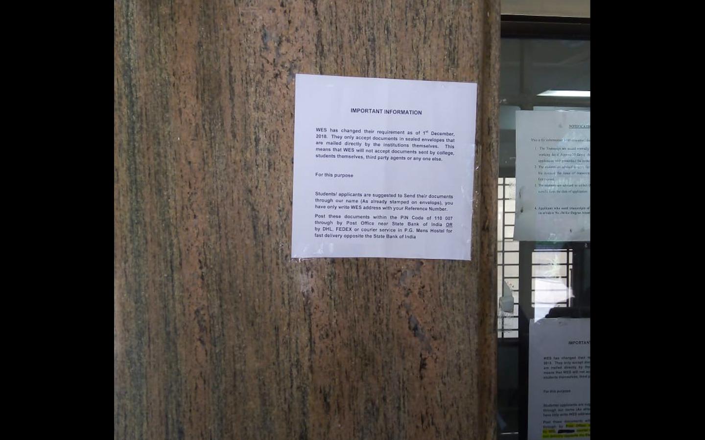 Get Delhi University Transcript in Sealed Envelope - AM22 Tech