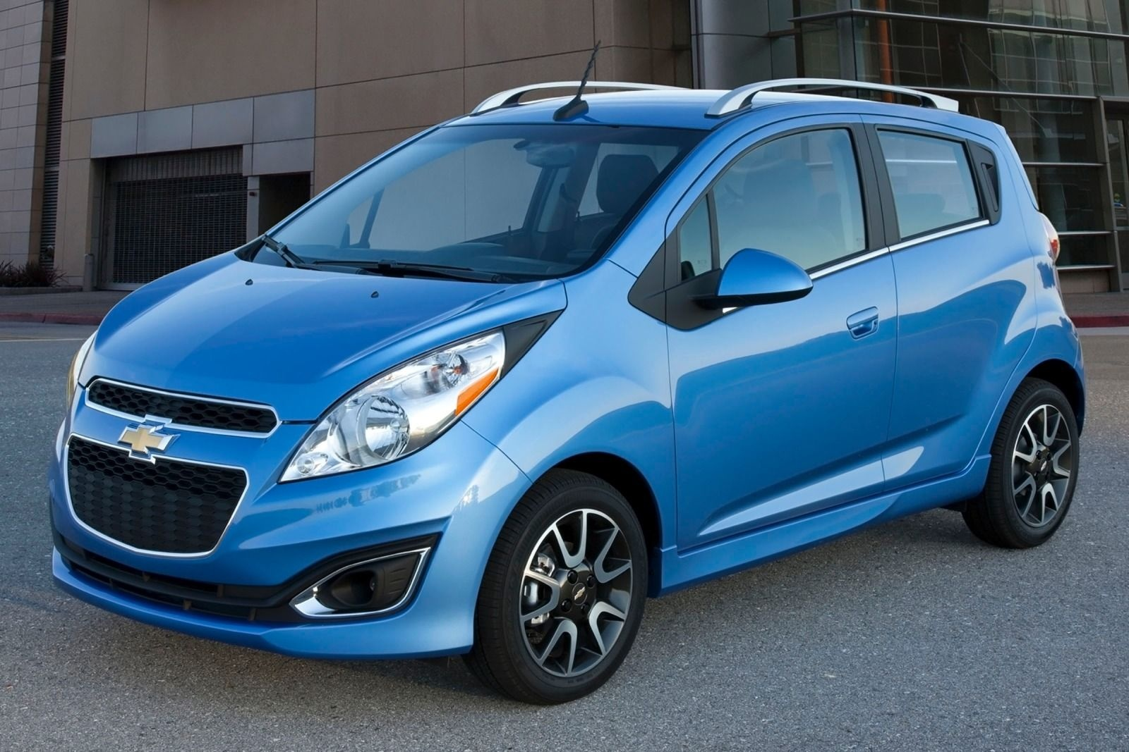 Chevrolet Spark Could Be Dropped And Replaced By A