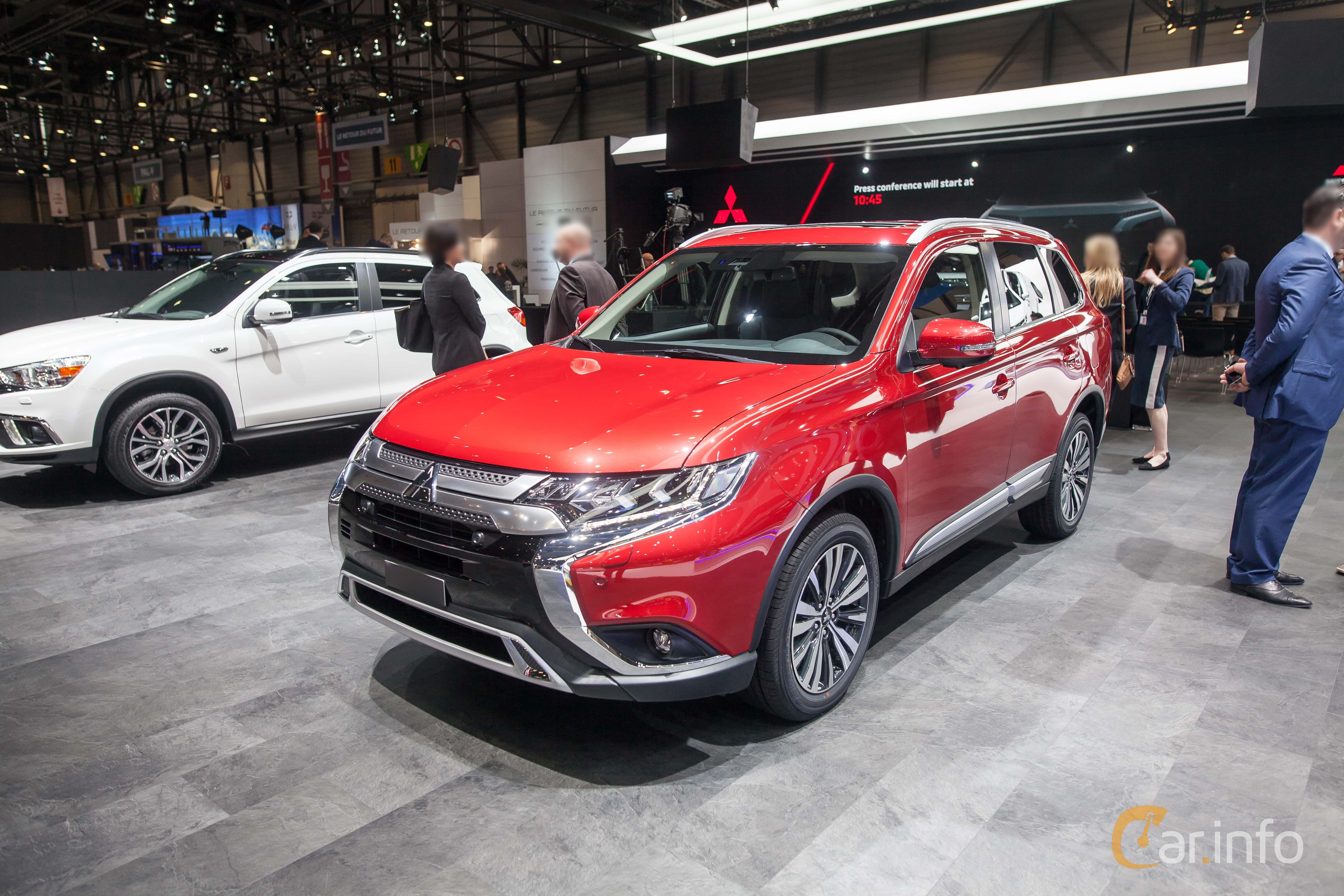 New Mitsubishi Outlander Due In 2021, Could Be Based On ...