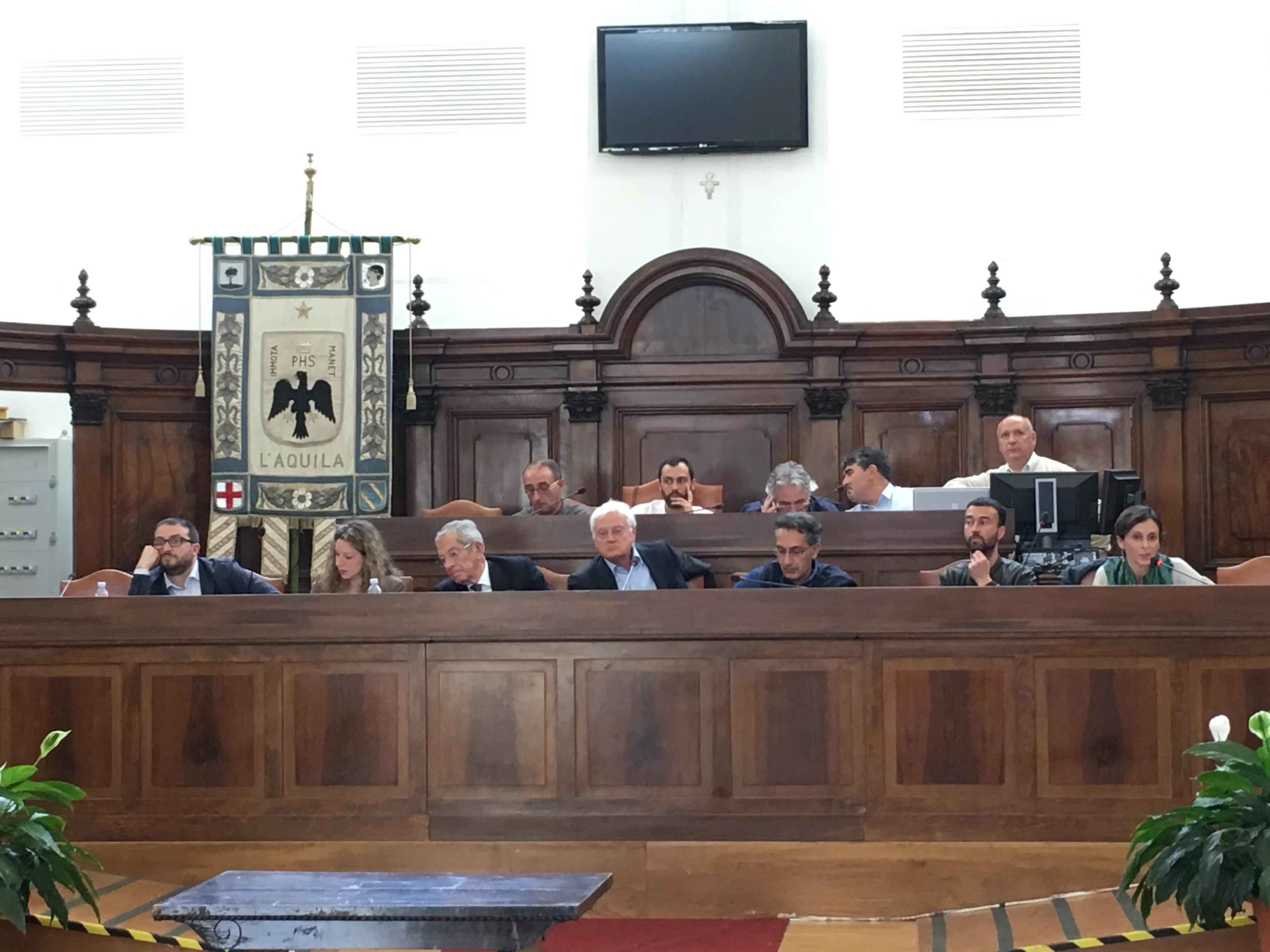 Il sindaco aquilano perfetto amministrative 2017 l - Riscatto casa popolare ...