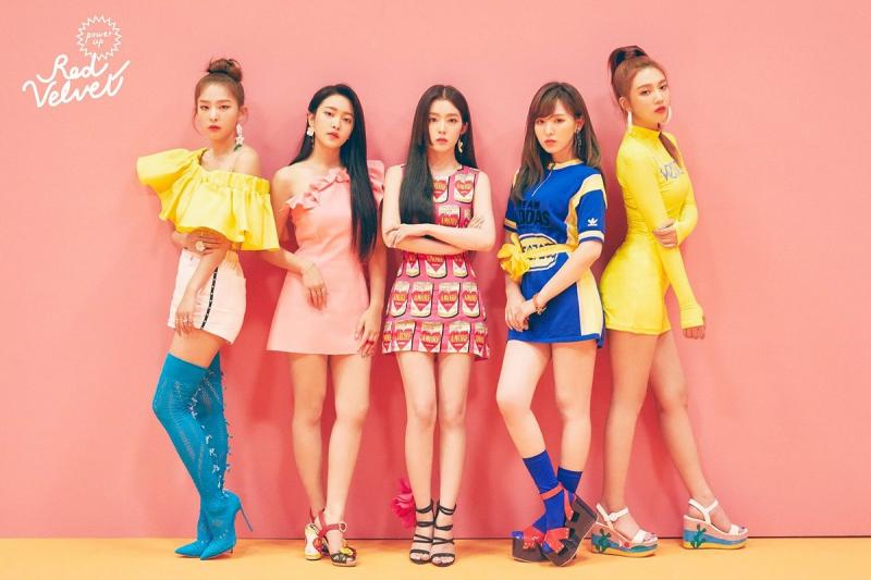 Red Velvet  Eb A  Eb  C Eb B A Eb B B Its A Kpop Band That Consists Of  Members Irene Wendy Seulgi Joy And Yeri Red Velvet Debuted On August
