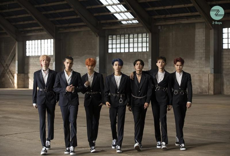 Who Are The Members of K-Pop Band Monsta X? Meet The Boy Group ...