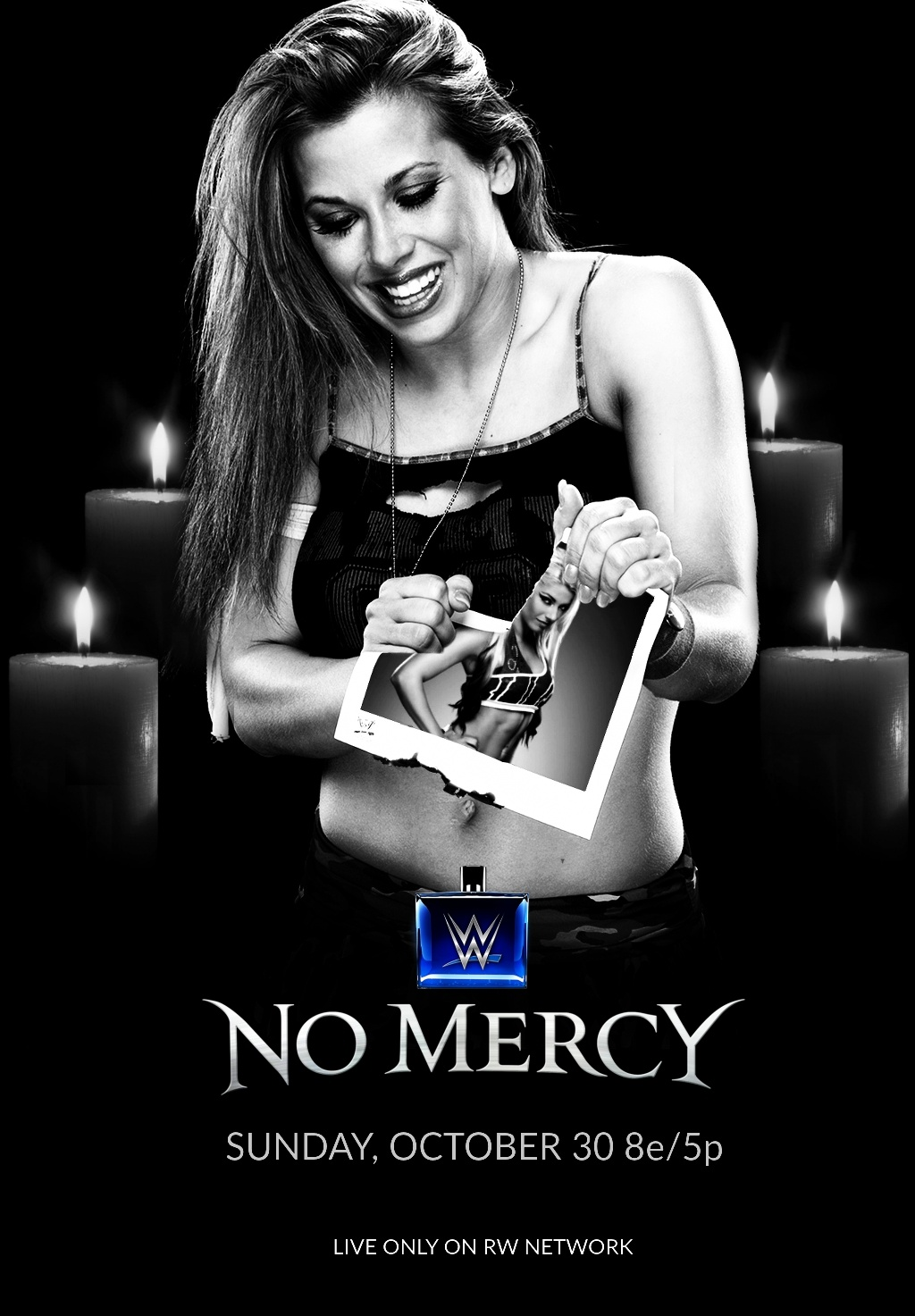 Revolution Wrestling: REVOLUTION WRESTLING PRESENTS: NO MERCY