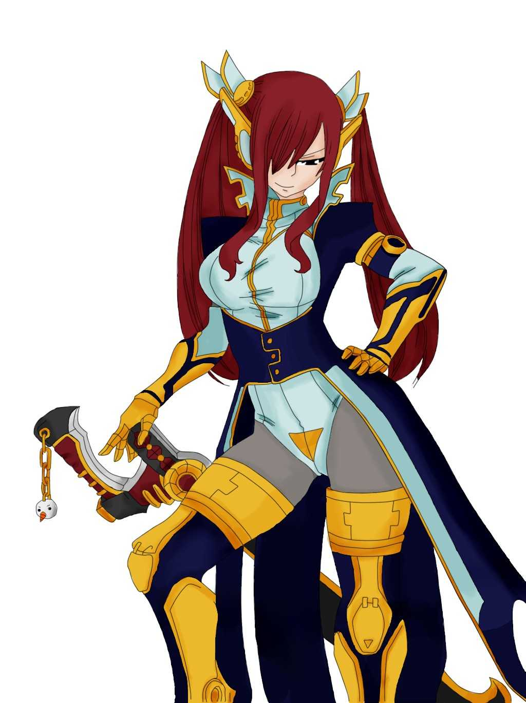 Anime Who S Your Top 5 Armor Girls And No Is Mecha Anime Is Love