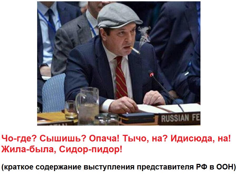 Російський дипломат погрожував членам ООН через резолюцію щодо окупованого Криму, - Кислиця - Цензор.НЕТ 7969
