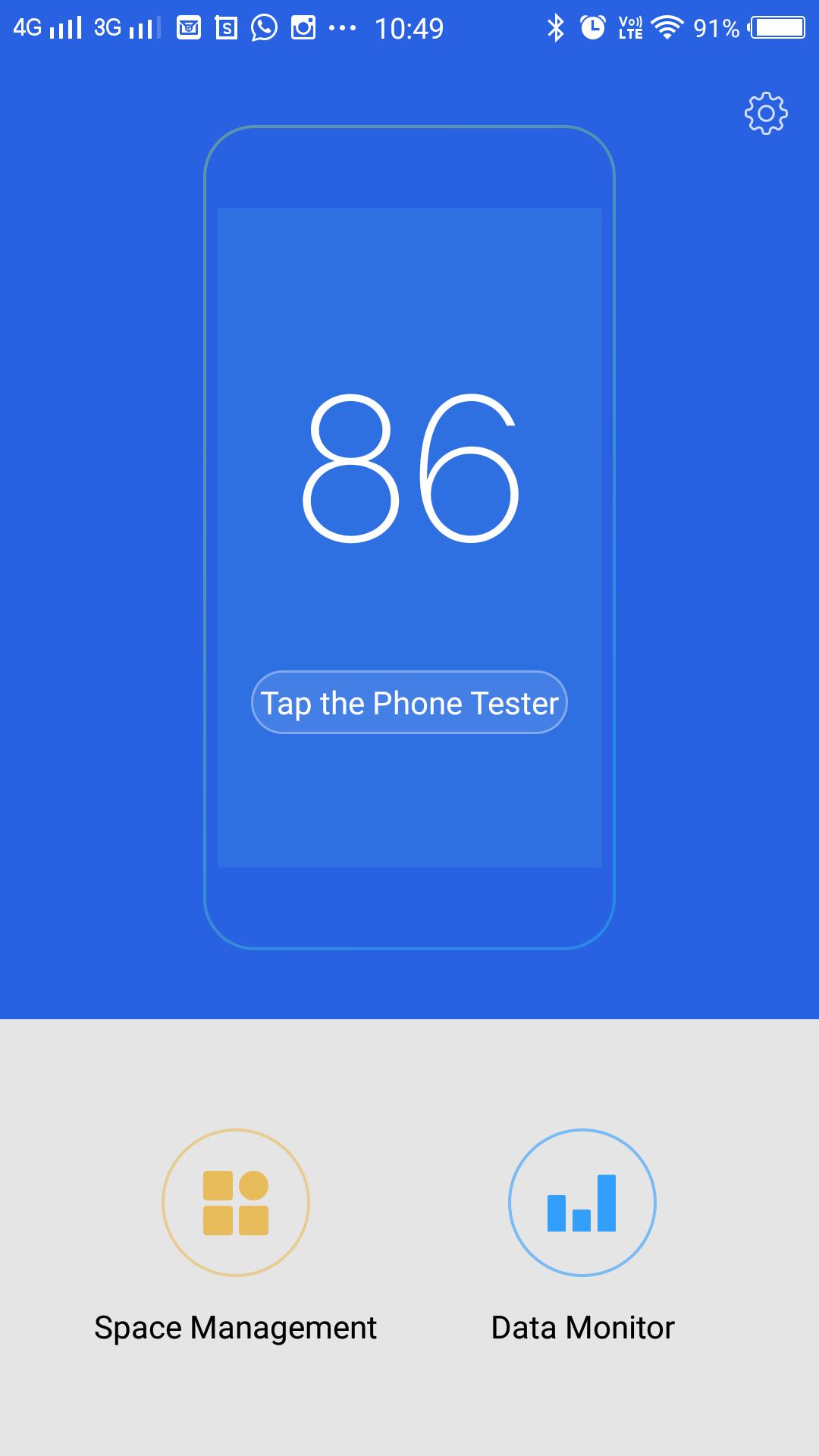 Vivo V5 Plus : How to change default application - GadgetDetail
