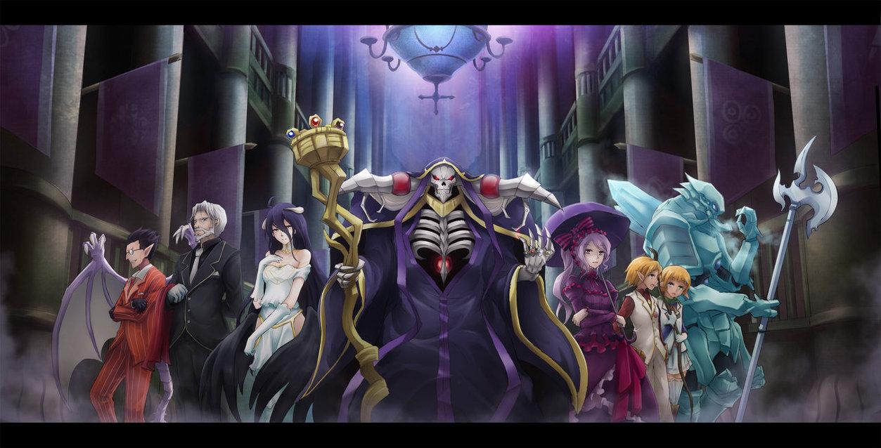 Anime Overlord Season 2 Rilis Cuplikan Pertama