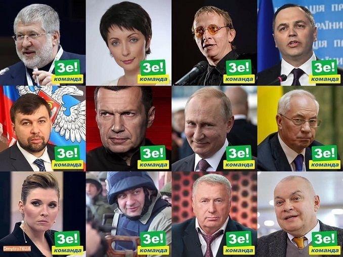 По мере того, как Зеленский заставит выполнять свои приказы, можно будет говорить о подготовке к разведению сил на Донбассе, - Песков - Цензор.НЕТ 3127