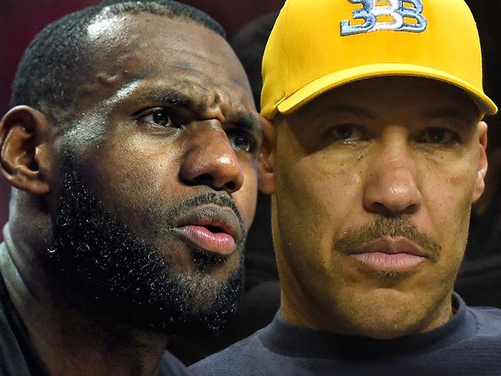2c2ff8ccc21 LeBron James Tells LaVar Ball   Keep My Kids  Name Out of Your Mouth ...