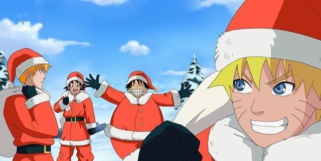 Anime Characters Wearing Christmas Hats · Anime Now · Disqus